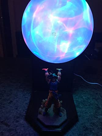 Spirit Son Bomb Dragon Energía Lámpara Ball Aura Goku Z Dama Genki qSUpGzVM