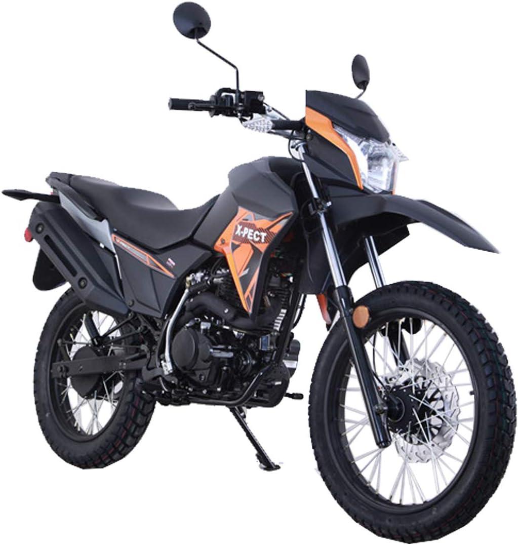 2020 Version Lifan X-Pect EFI Bike
