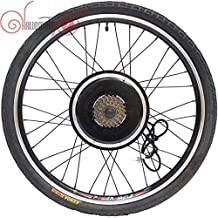"Useful EBike 36/48V 1500W 20"", 24"", 26"", 700C, 28"", 29er Front Wheel Driving Brushless Gearless Hub Motor+Rim+Spokes+Tyre Wheel"