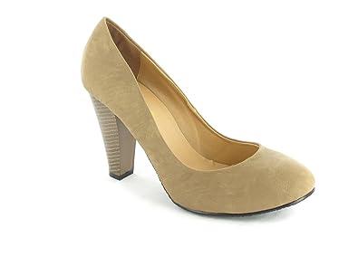 Zapatos marrones Andres Machado para mujer MpUjwBie7Z