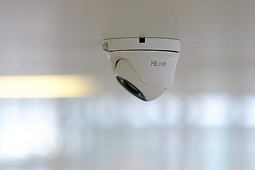 Amazon.com: HiWatch THC-T120-M 2.8MM Turret CCTV Camera: Home Improvement