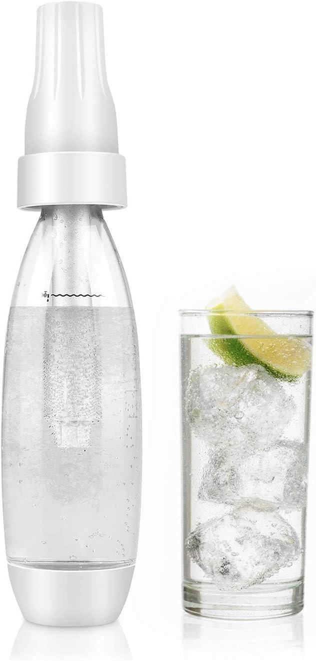 FOMAGAS Soda Maker Home Portable Bottle Carbonated Water Carbonator CO2 Cup Sparkling Reusable Beverages Machine Kit