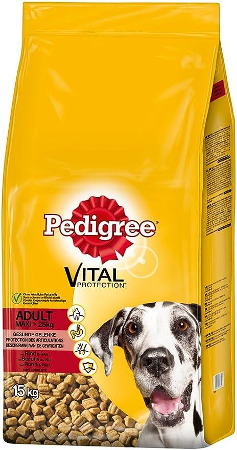 PEDIGREE Light - Pienso Ligero de pedigrí para Perro Adulto: Amazon.es: Productos para mascotas