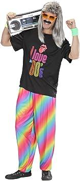 NET TOYS Arco iris Rainbow 80s Sweatpants Pantalones Retro 80 S ...