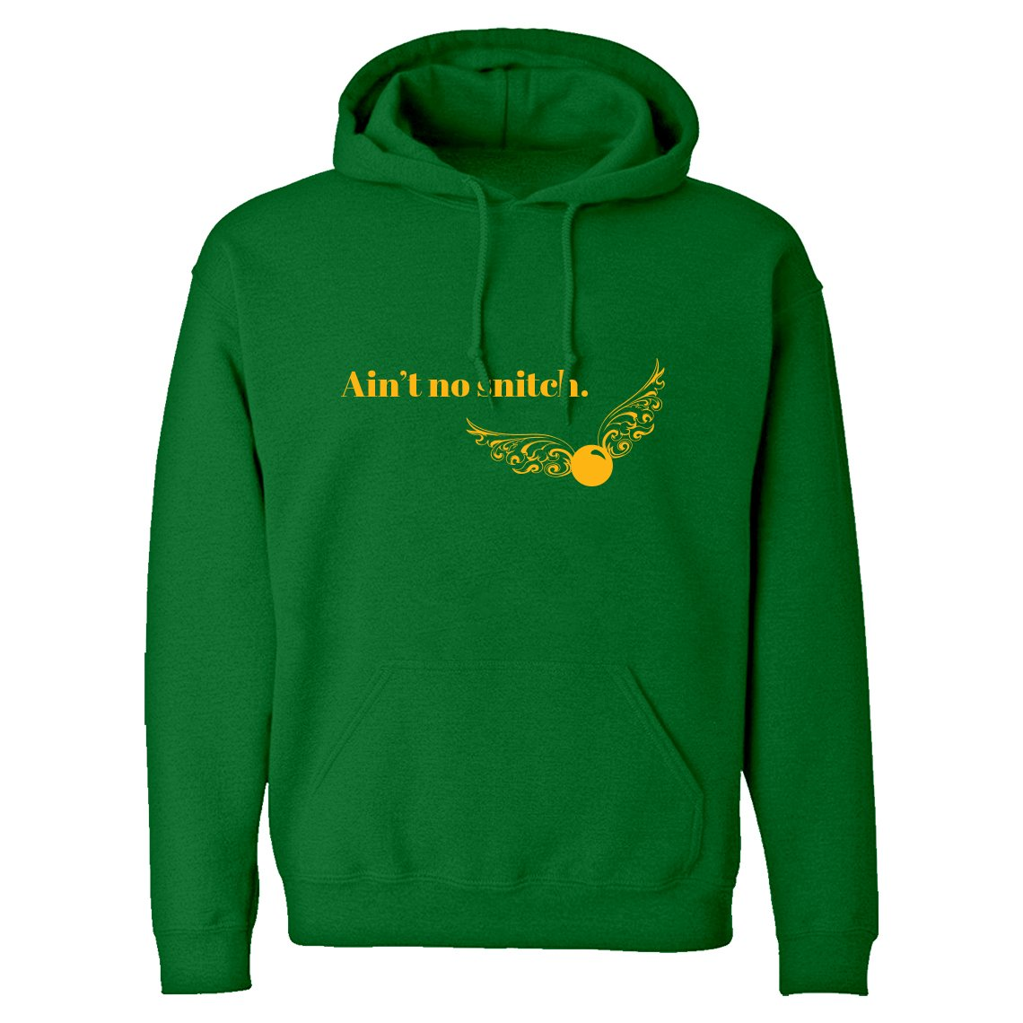 Indica Plateau Ain't No Snitch Adult Hoodie 3496-H