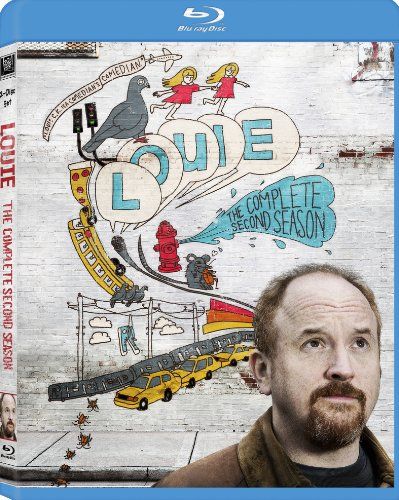 Louie Season Blu ray Louis C K product image