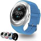 Amazon.com: Rucan G8 Smart Watch, Wrist Bluetooth Fashion ...