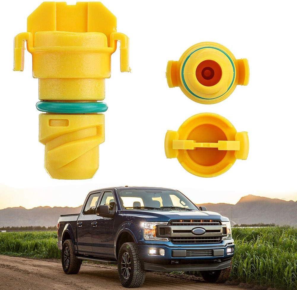 Oil Drain Plug Fit For Ford F-150 2015-2018 Lincoln MKZ KX6Z-6730-B 3 PCS