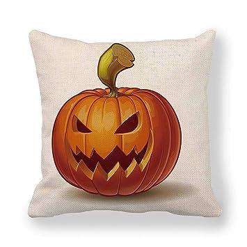 Hanyixue_Fundas De Cojines, Halloween Harvest Farmhouse ...