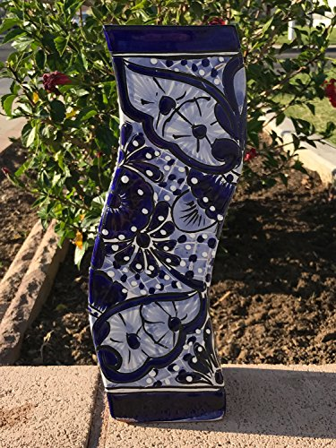 Talavera Tall Vase - 3
