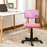 ANJI Swivel Mesh Back Kids Desk Chair with