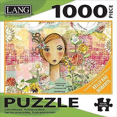 Joyful Girl Jigsaw Puzzle 1000 Pieces 70cm X 50cm