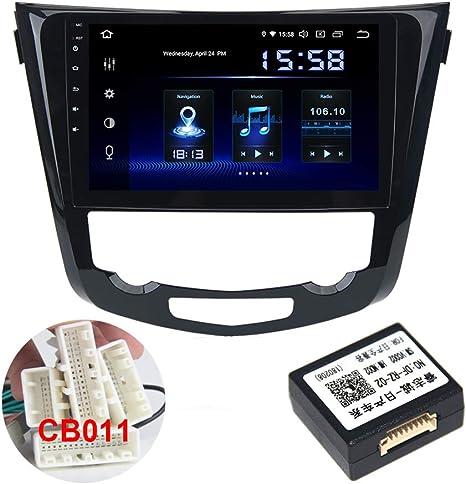 Dasaita Android 25,9/cm 8.0/r/églable Universel st/ér/éo de Voiture Navigation GPS Autoradio Octa Core 4/Go de RAM 32/Go de ROM Auto Radio Bluetooth WiFi Gratuit 8/g Carte Flash et Mise /à Jour