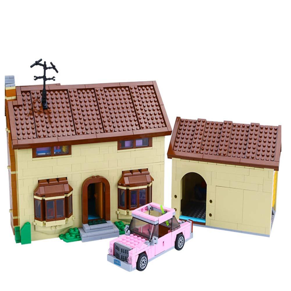 Yyz 2575 pcs Educativos Modelo bloque de construcción de ladrillos Compatible 71006 Regalo Toy Bricks Christmas Birthday Gift