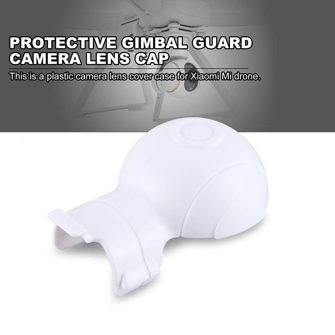 WOSOSYEYO Cámara Drone RC Protector de plástico Gimbal Guard Lente ...