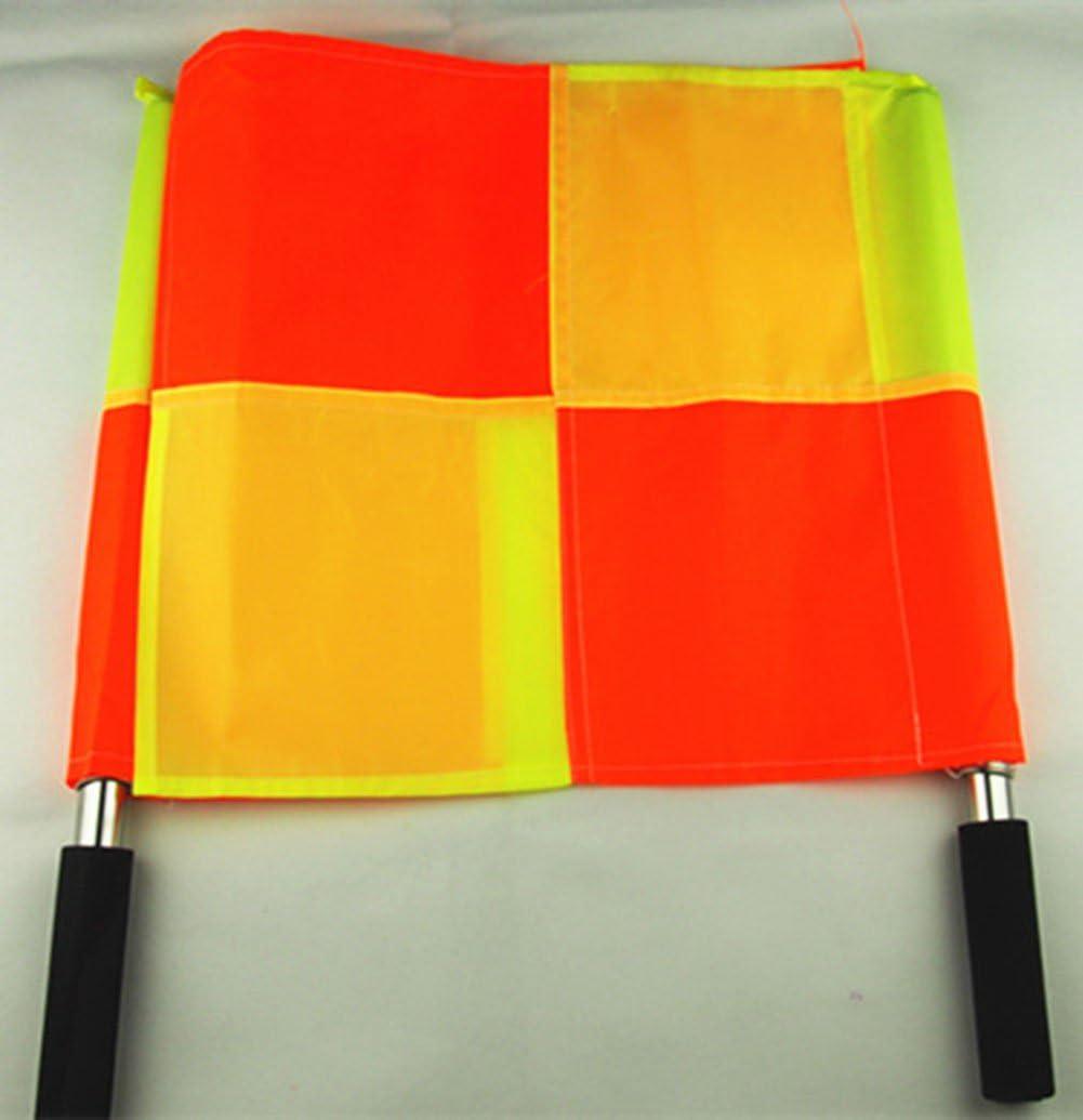 2/x chytaii Bandiera di tocco per arbitro di calcio Giudici di linea Linesman