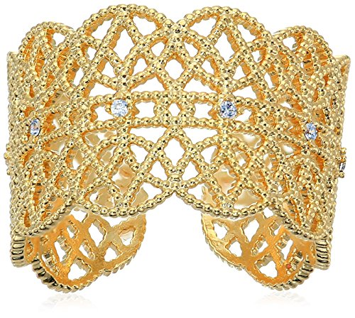 Jules Smith Lace Pave Rings ()