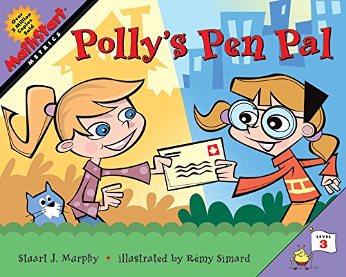 Polly's Pen Pal (MathStart 3) (Polly Pals)