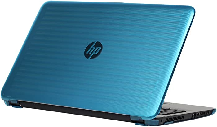 "iPearl mCover Hard Shell Case for 15.6"" HP 15-ayXXX ( 15-ay000 to 15-ay099 ) series ( NOT fitting 15"" HP Pavilion or Envy laptops ) Notebook PC (Aqua)"