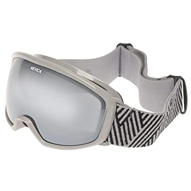 Nevica Womens Arctic Ski Goggles Grey One Size  Amazon.co.uk  Clothing 12bfd21f5c0