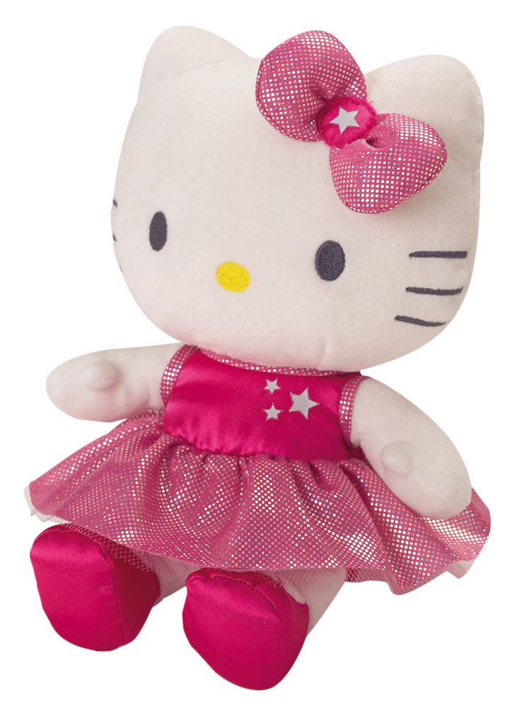 Hello Kitty - Plüsch Tänzerin 27 cm