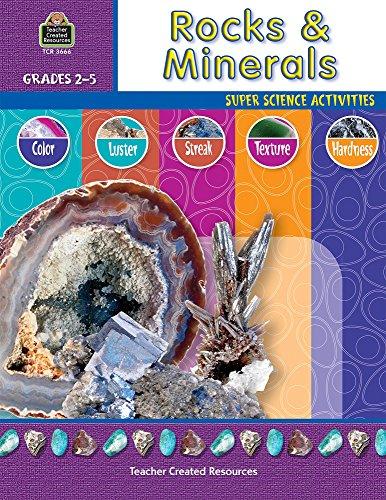Rocks & Minerals (Super Science ()