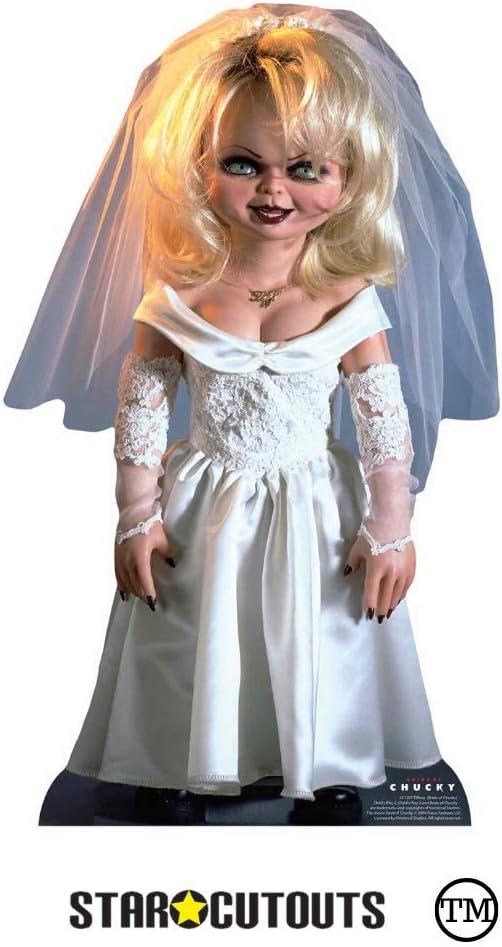 Star Cutouts SC1307 Tiffany Bride of Chucky - Juego para niños ...