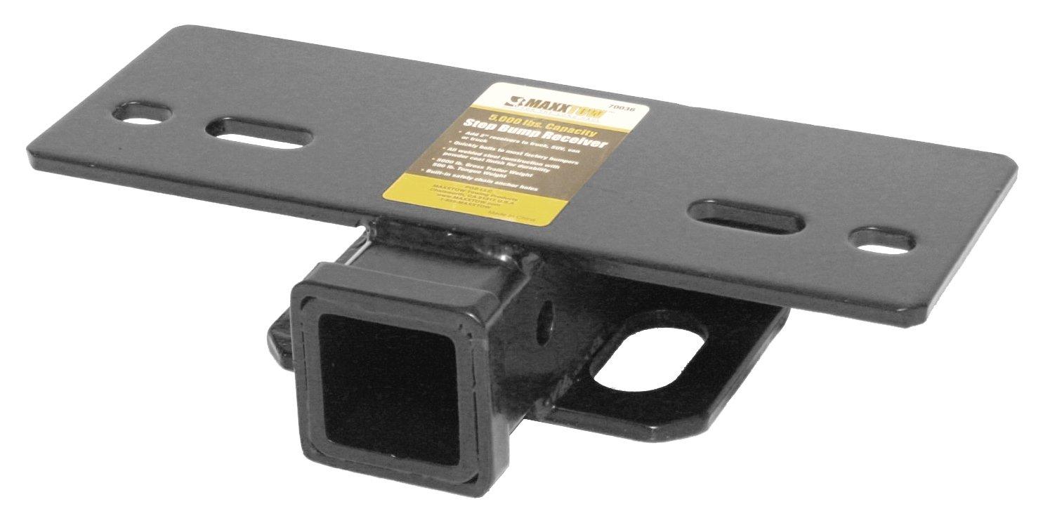 MaxxHaul 70036 Bumper Receiver Step - 5000 lb. Capacity by MaxxHaul
