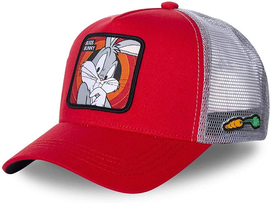 One Size Daffy Duck Cap Looney Tunes
