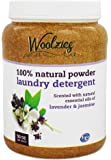 Woolzies 100% Natural Laundry Detergent Scented with Lavender & Jasmine, Super Concetrated, 100 Loads