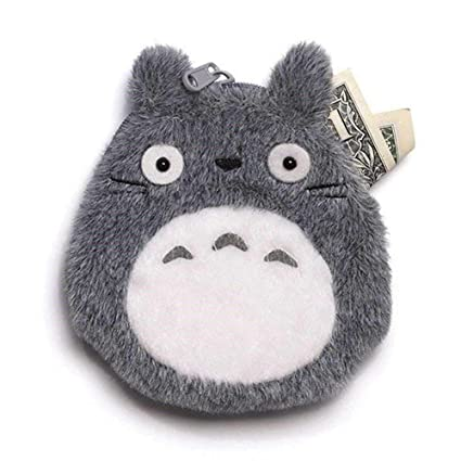 Amazon.com: My Neighbor Totoro - Monedero de peluche, 4.7 in ...