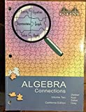 img - for Algebra 2 Connections: Volume 2 book / textbook / text book