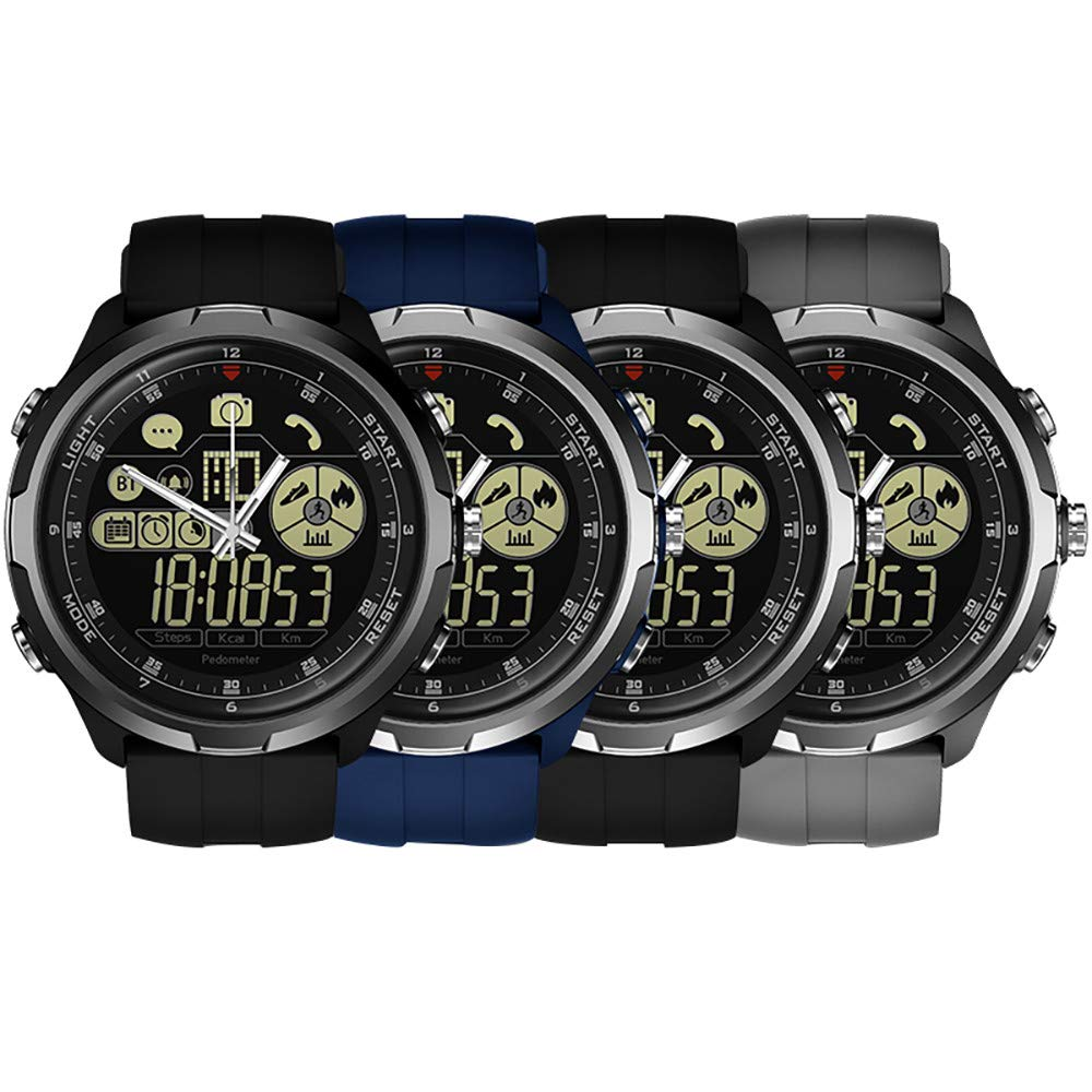 Amazon.com : Digood Zeblaze Vibe 4 Hybrid Smart Watch Phone ...