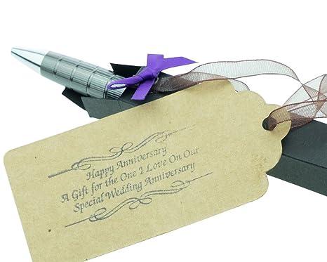 Anniversario Ufficio : Penna st anniversario di matrimonio regalo per lui e per lei