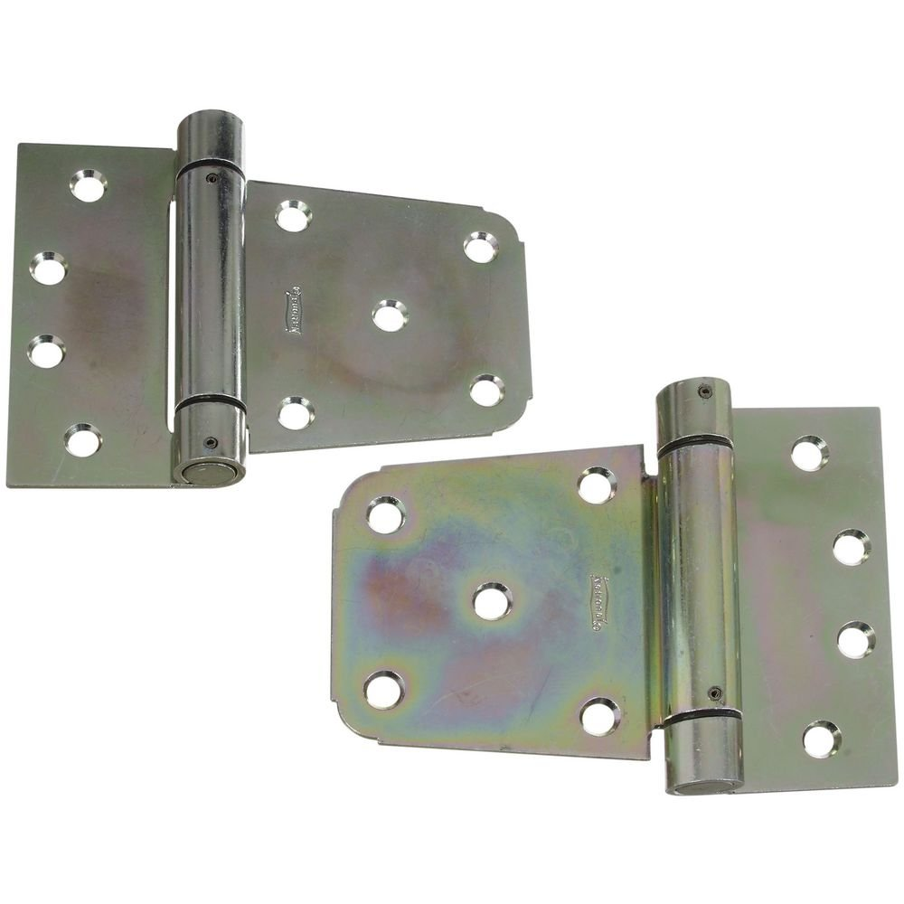 NATIONAL MFG CO N342584 3-1//2 ZN HVY GATE Hinge Zinc Plated