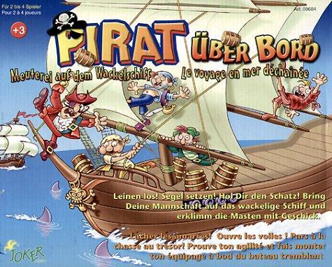 Das lustige Piratenschiff