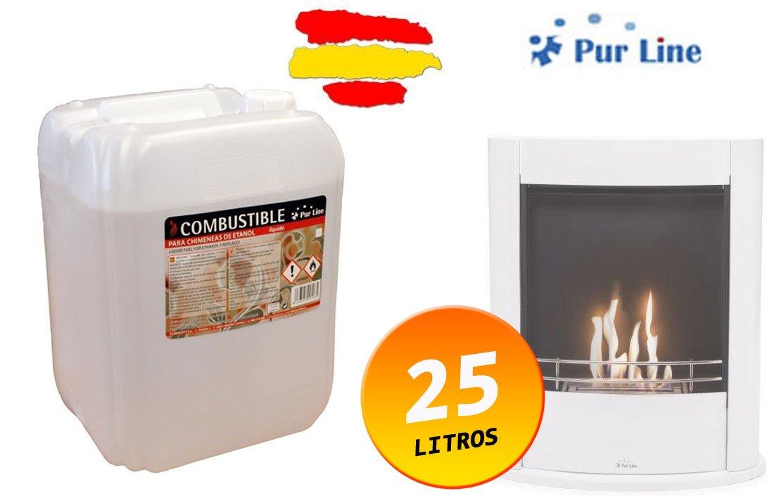 Combustible de origen natural líquido Garrafa 10L PURLINE: Amazon.es: Bricolaje y herramientas