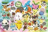 Ensky Pokemon XY Good Friends Jigsaw Puzzle (108-Piece), Large