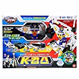Hello Carbot K-Cops Transformable Robots Toy
