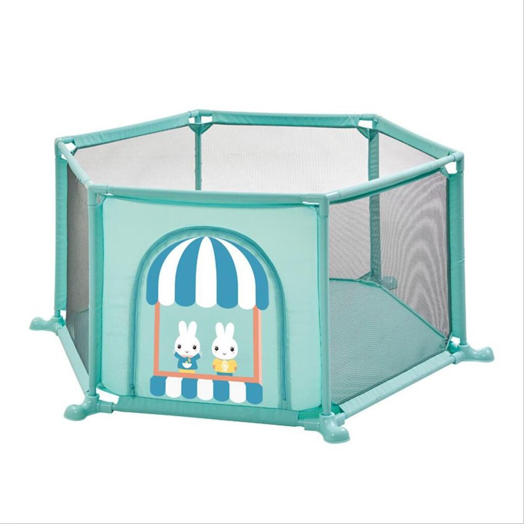 Play YardホームPlayfence Playpens for Playtmat Playmat Baby Playpence Baby Playpens Playpens for Baby (Color : Blue, Size : 160 * 67cm) 160*67cm Blue B07GTMN7FW