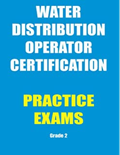 Amazon com: Practice Exams: Water Treatment Operator Certification
