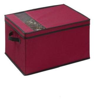 Neu Home Ornament Organizer Storage Box-54351W-1 - The Home Depot