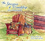 The Seasons of Friendship 2014 Deluxe Wall Calendar