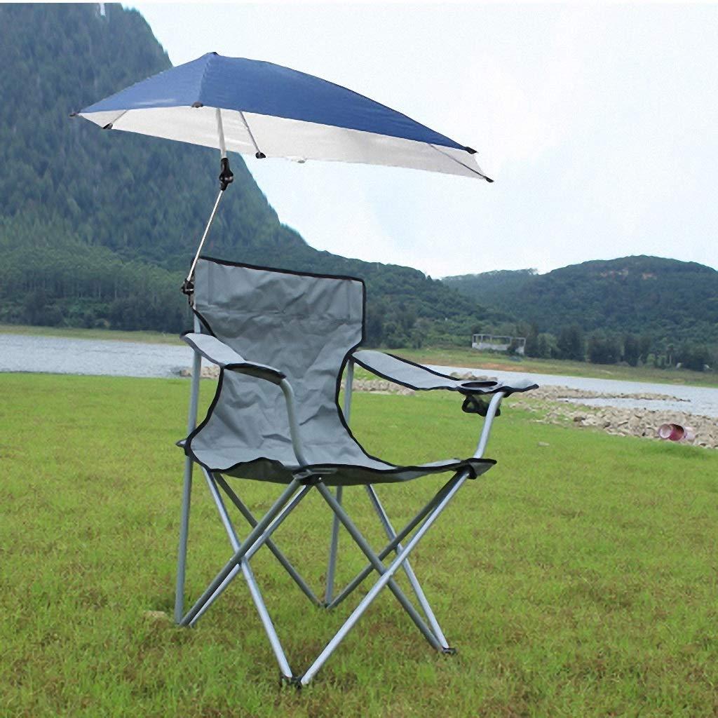 Klappstuhl Dceer Campingstuhl im Freien tragbarer Schemel zurück Angeln Stuhl Kunst Skizze Camping Strand Sonnenschirm Stuhl Crew Stuhl