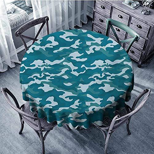 HeKua Camo,Tablecloths for Wedding D 60