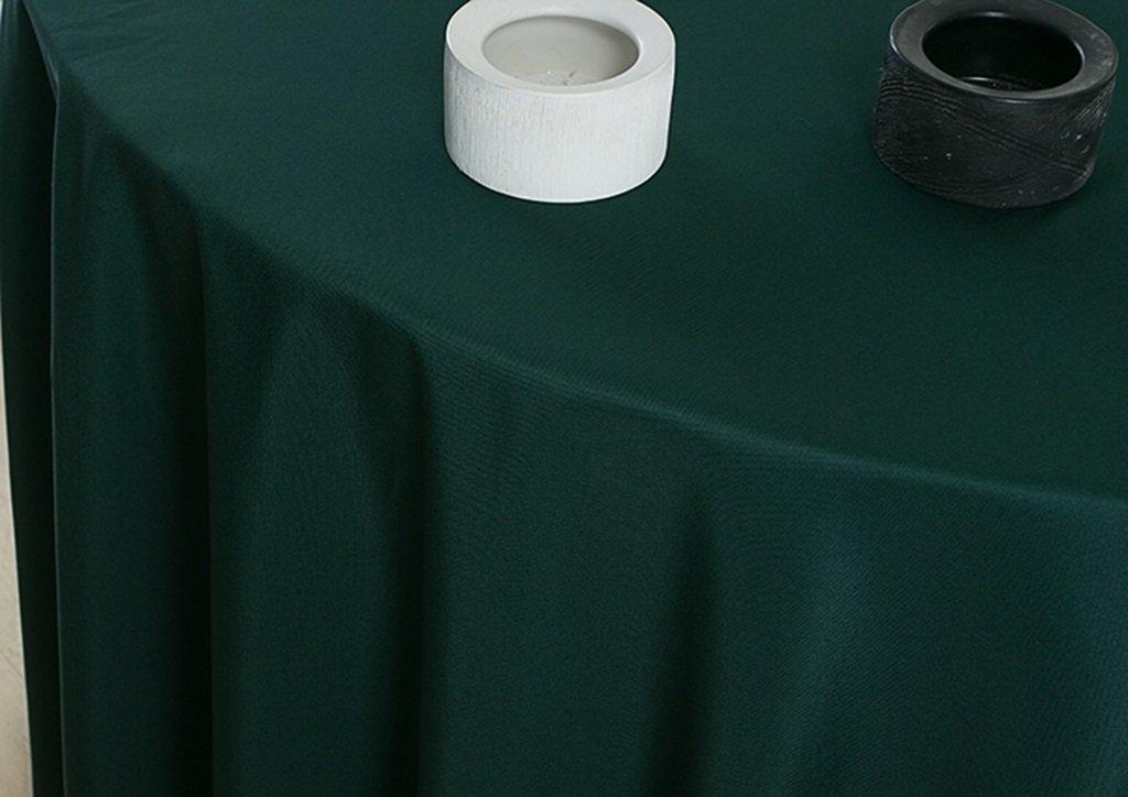 Unbekannt %Tablecloth Runde Tischdecke - Hotel Restaurant Balkon, Garten oder Camping Tischdecke - Dick, waschbar, Keine Verfärbung (Farbe   F, größe   Round- 180cm) B07G55FWKZ Tischdecken Zuverlässige Qualität  | Einzigartig