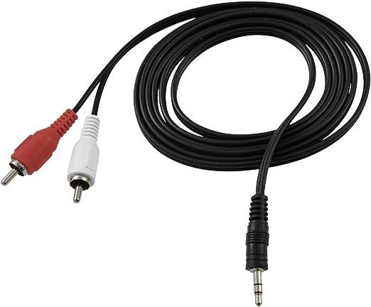 Omnitronic 30210500 Klinkenkabel 6,3 mono 0,5m