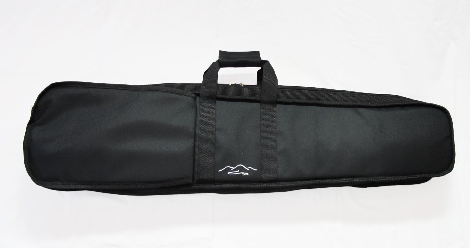 TK O'Brien's Mountain Dulcimer Carrying Case (Black)
