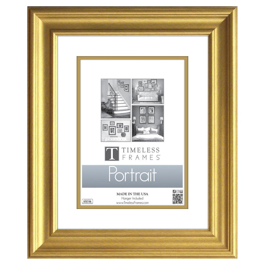 Amazon.com - Timeless Expressions Lauren Portrait Wall Frame, 8 x 10 ...