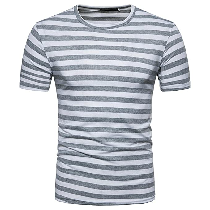 FAMILIZO Camisetas Manga Corta Hombre Moda Camisetas Hombre Algodón Camisetas Hombre Verano Blusa Hombre Manga Corta